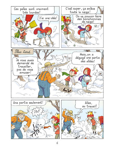 Page 5 Emile et Margot tome 8