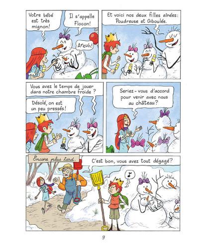 Page 8 Emile et Margot tome 8