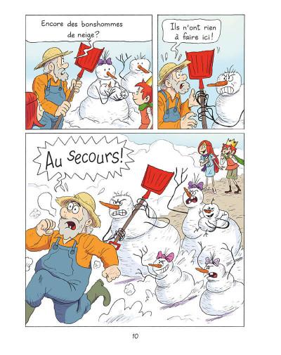 Page 9 Emile et Margot tome 8
