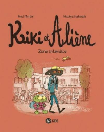 Couverture Kiki et Aliène tome 5
