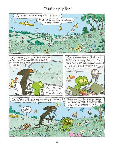 Page 5 Kiki et Aliène tome 5