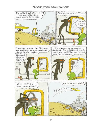 Page 8 Kiki et Aliène tome 5