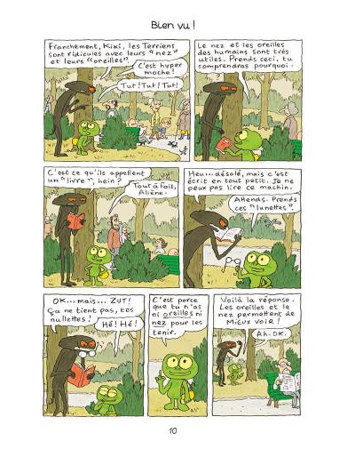 Page 9 Kiki et Aliène tome 5