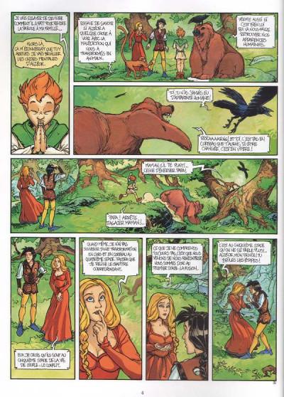 Page 2 alzeor mondraggo tome 2 - le prince rouge