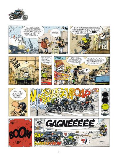 Page 4 Joe bar team tome 1