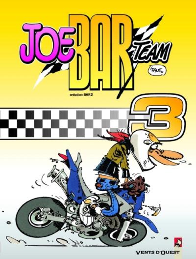 Couverture Joe bar team tome 3