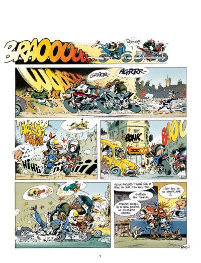 Page 7 Joe bar team tome 3