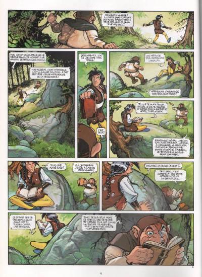 Page 1 Alzeor Mondraggo tome 3 - la clé de l'amour