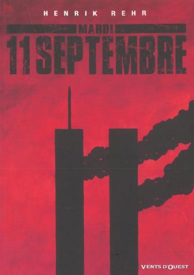 Couverture mardi 11 septembre