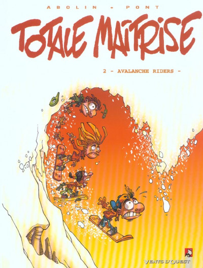 Couverture Totale maitrise tome 2