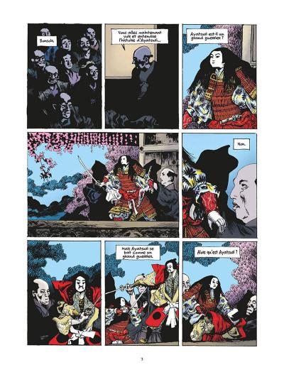 Page 4 les contes du 7e souffle tome 3 - ayatsuri