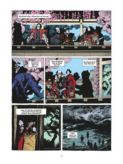 Page 6 les contes du 7e souffle tome 3 - ayatsuri