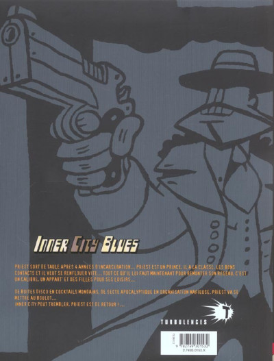 Dos Inner city blues tome 2 - priest