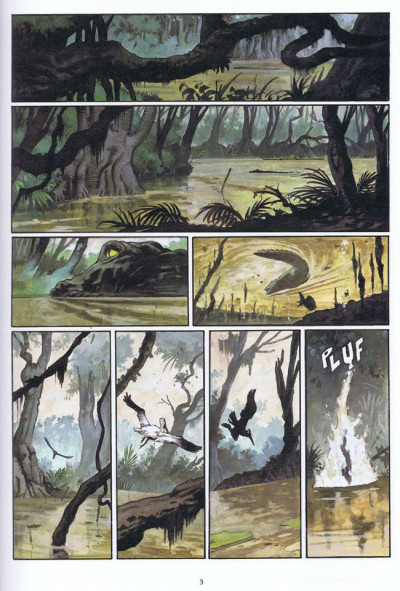 Page 1 Arrivederci amore tome 1 - histoire d'une canaille