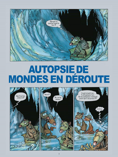 Page 6 pacush blues tome 12 - autopsie de mondes en deroute