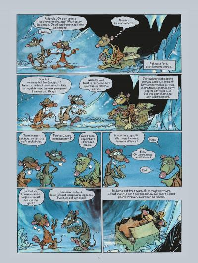 Page 8 pacush blues tome 12 - autopsie de mondes en deroute