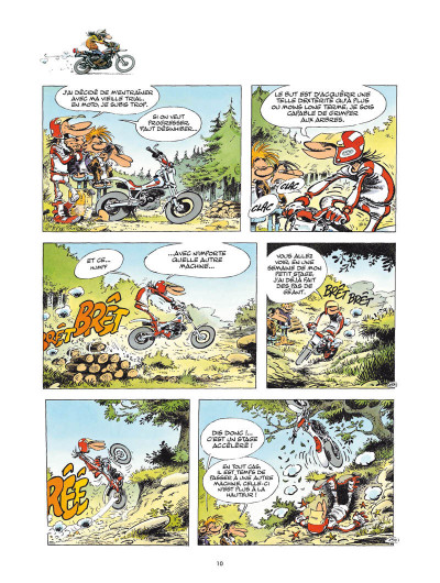 Page 8 Joe bar team tome 6