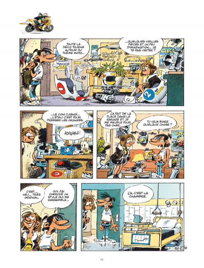 Page 9 Joe bar team tome 6