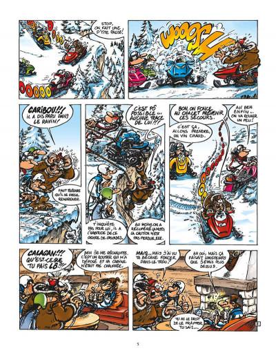 Page 8 calagan rallye raid tome 3