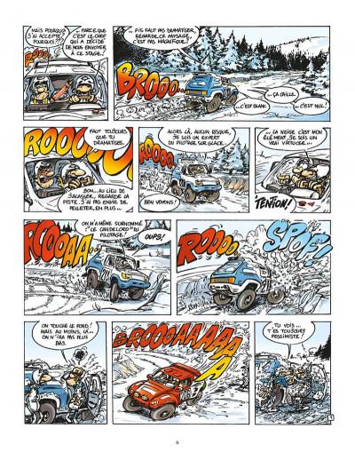 Page 9 calagan rallye raid tome 3
