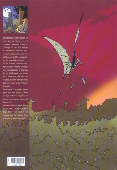 Le monde perdu de Maple White Tome 2 - Patrick Deubelbeiss,A Porot