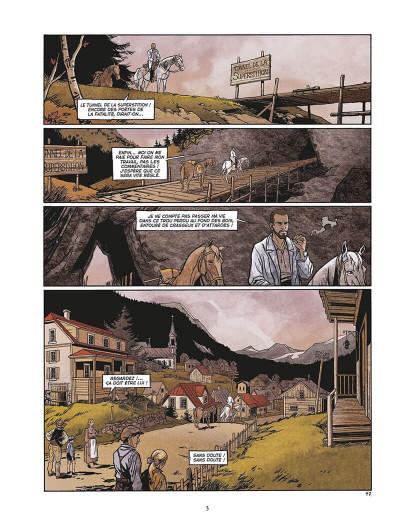 Page 4 tard dans la nuit tome 2 - menage de printemps