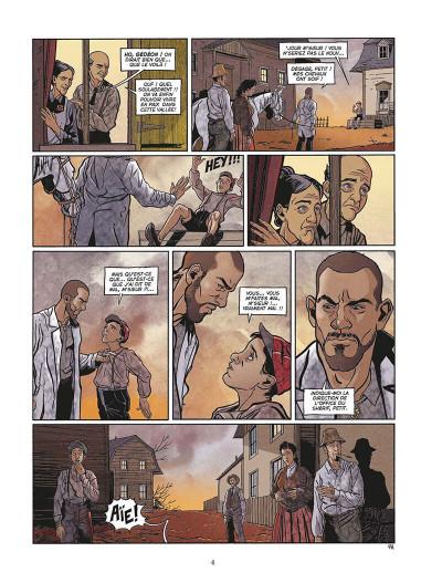 Page 5 tard dans la nuit tome 2 - menage de printemps