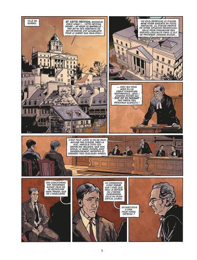 Page 6 tard dans la nuit tome 2 - menage de printemps