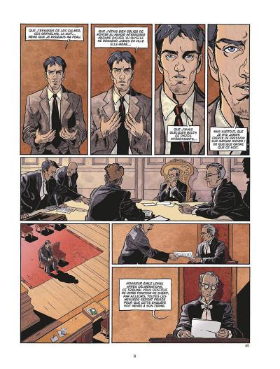 Page 7 tard dans la nuit tome 2 - menage de printemps