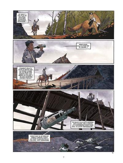 Page 8 tard dans la nuit tome 2 - menage de printemps