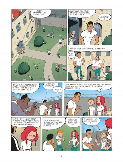 Page 7 outre tombe tome 2 - loup y es-tu ?