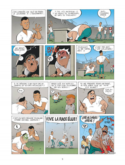 Page 8 outre tombe tome 2 - loup y es-tu ?