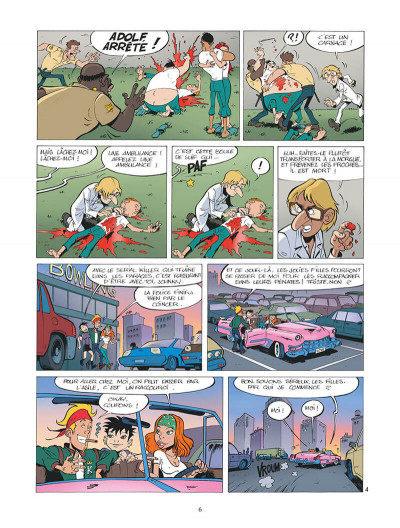 Page 9 outre tombe tome 2 - loup y es-tu ?