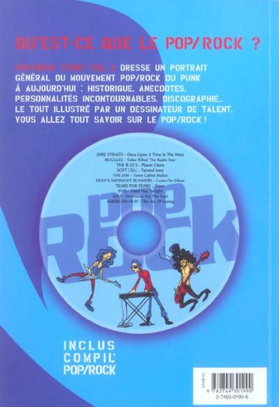 Dos Pop rock story tome 2