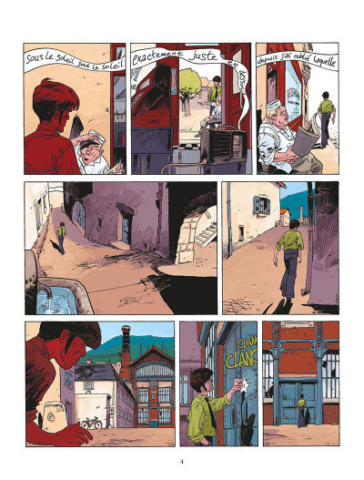 Page 5 aven tome 1 - les lois de l'attraction
