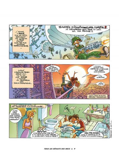 Page 0 tous les defauts des mecs tome 2 - aie ! ils ont muris