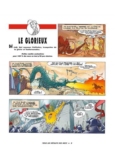 Page 9 tous les defauts des mecs tome 2 - aie ! ils ont muris