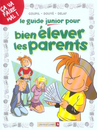 image de le guide junior ; pour bien élever les parents
