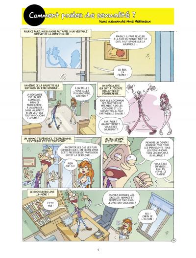 Page 2 les guides en bd tome 30 - le guide de la sexualité du docteur big love