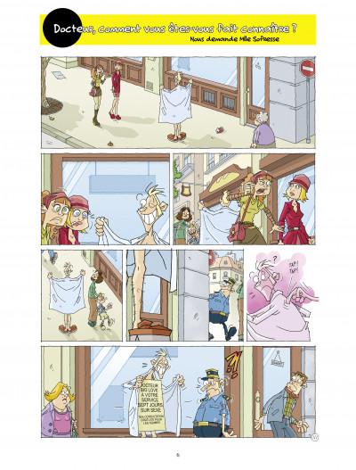Page 4 les guides en bd tome 30 - le guide de la sexualité du docteur big love