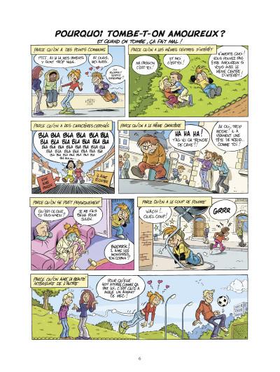 Page 4 le guide junior ; spécial love