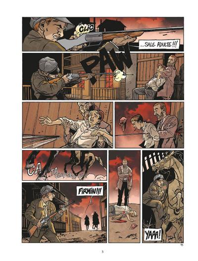 Page 4 tard dans la nuit tome 3 - les orphelins