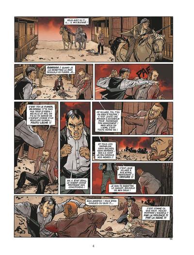 Page 5 tard dans la nuit tome 3 - les orphelins