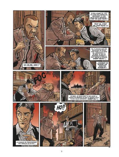 Page 6 tard dans la nuit tome 3 - les orphelins