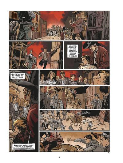 Page 7 tard dans la nuit tome 3 - les orphelins