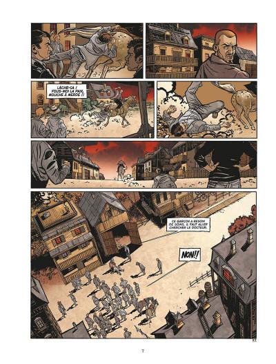 Page 8 tard dans la nuit tome 3 - les orphelins