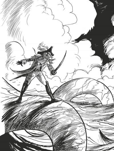 Page 7 les aventures oubliées du baron de munchhausen tome 1 - les orientales