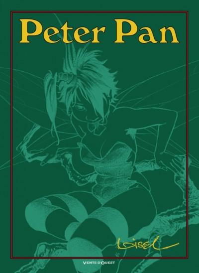 Couverture peter pan - coffret tome 1 à tome 6