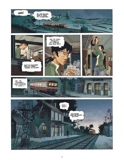 Page 5 Le grand mort tome 1