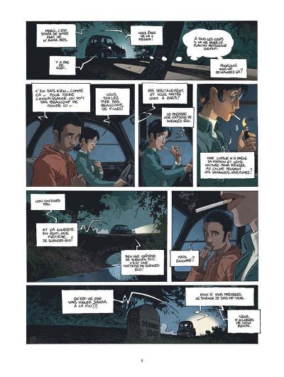Page 8 Le grand mort tome 1